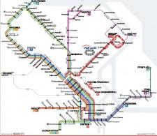 Nowy, obowiązujący od 17 grudnia układ tras tramwajowych wraz z przywróceniem ruchu w Jelitkowie, Brzeźnie i Nowym Porcie. Aby go pobrać, kliknij w grafikę lub  tutaj (format pdf) .