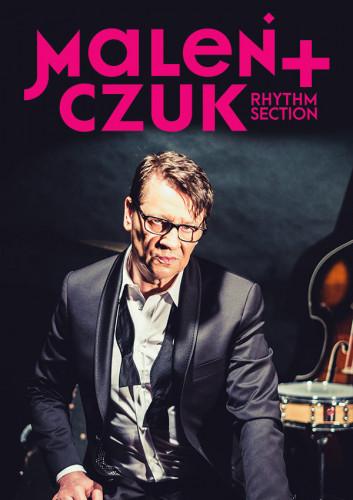 Maciej Maleńczuk wystąpi z recitalem wraz z Rhythm Section.