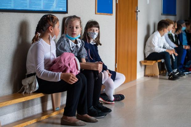 Rozpoczęcie roku szkolnego 2021/22 w Szkole Morskiej w Gdańsku