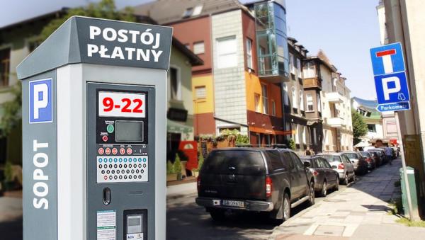 Wydłużenie czasu płatnego parkowania ma zwiększyć rotację aut wieczorami, gdy Sopot jest oblegany w celach rozrywkowych.