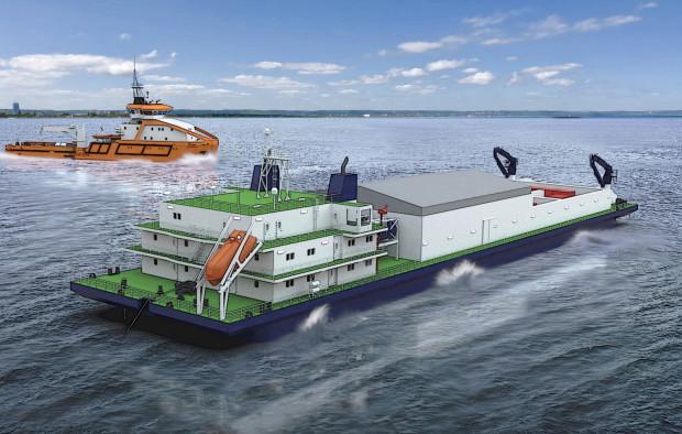 Podstawowym założeniem twórców koncepcji jest pełna  realizacja procesu utylizacji amunicji niebezpiecznej już na morzu.