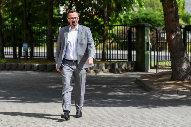 Do rządu w nowej roli może też wejść Marcin Horała z Gdyni.