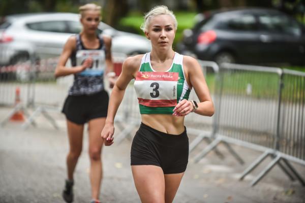 Patrycja Ilkowska-Kulwas zdobyła 3. miejsce w mistrzostwach Polski do lat 20 na 20 km, ale medalu nie otrzymała, bo była za... młoda.
