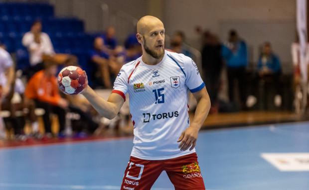 Mateusz Jachlewski zdobył 4 bramki dla Torus Wybrzeże.