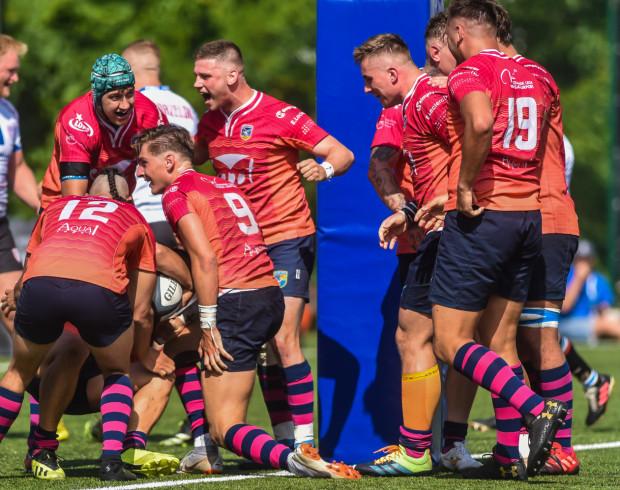 Ogniwo Sopot pokonało Orkan Sochaczew w hicie 3. kolejki ekstraligi rugby.