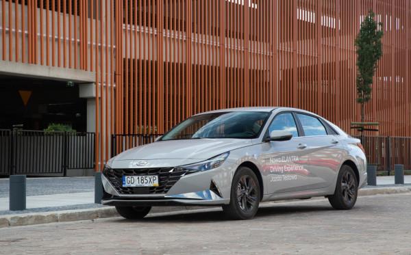 Nowy Hyundai Elantra.