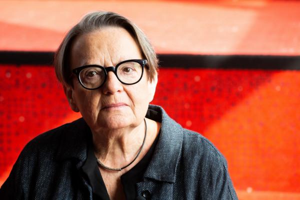 Agnieszka Holland tym razem nie pokaże w Gdyni nowego filmu, ale i tak odbierze statuetkę - będą to Platynowe Lwy za całokształt twórczości.