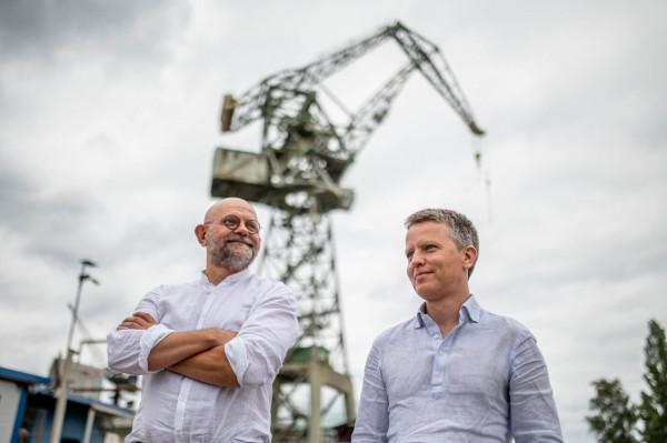 Paweł Majkusiak i Maciej Rydz z pracowni JEMS Architekci: Mamy ogólny pomysł na całość, ale wciąż jeszcze poznajemy ten projekt i jesteśmy otwarci na zmiany.