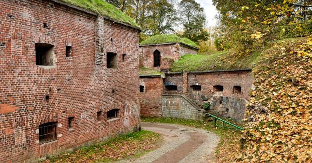 Przykład obiektu, który znajduje się na Górze Gradowej w Gdańsku.