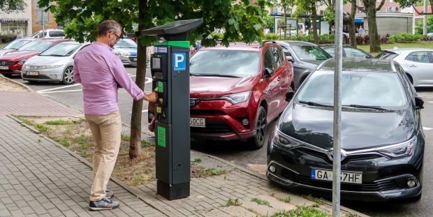 Po podniesieniu kwoty mandatów zmniejszyła się liczba osób niepłacących za parkowanie w Gdyni.