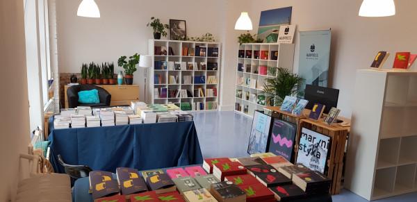 Nasze książki znamy od podszewki - mówi zespół Mapressu, wydawnictwa i księgarni w jednym.