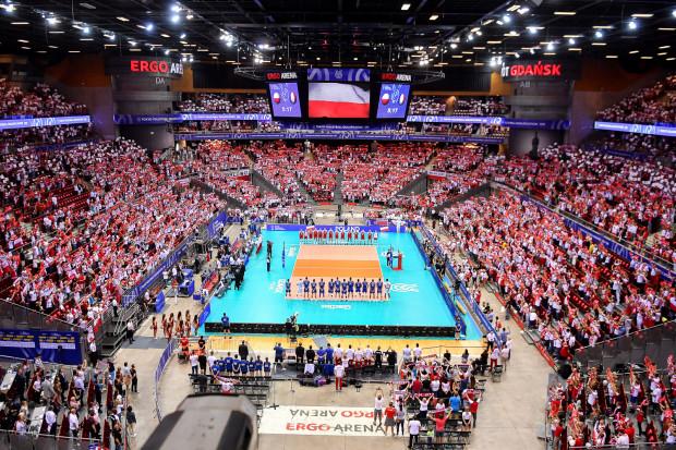 Reprezentacja Polski siatkarzy w Ergo Arenie rozegrała 20 oficjalnych spotkań. 16 z nich kończyło się zwycięstwami.