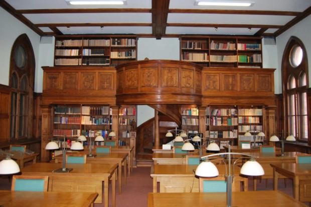 Biblioteka Gdańska PAN to druga nieprzerwanie działająca najstarsza biblioteka miejska w Polsce.