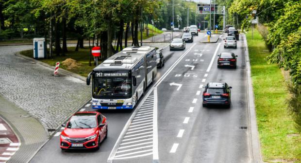 Rozbudowa Chwarznieńskiej i budowa obwodnicy Witomina ma odkorkować Witomino.