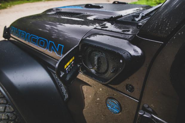 Nowy Jeep Wrangler 4xe, czyli hybryda typu plug-in.