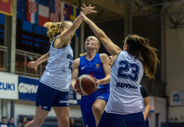 Towarzyski turniej koszykarek w Gdyni rozgrywany jest od 10 do 12 września.