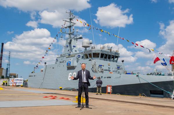 W lipcu tego roku Albatrosa zwiedził prezydent Andrzej Duda.