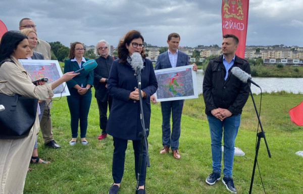Władze Gdańska ogłosiły w poniedziałek, że powstanie drugi co do wielkości park w Gdańsku - Park Południowy.