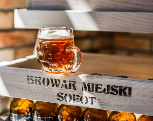 Z okazji imprezy Oktoberfest 2021 piwowarzy uwarzyli piwo marcowe.