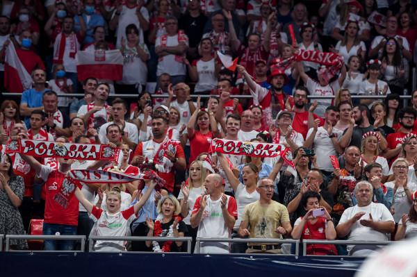 Mecz Polska - Rosja w Ergo Arenie zostanie rozegrany przy pełnych trybunach.
