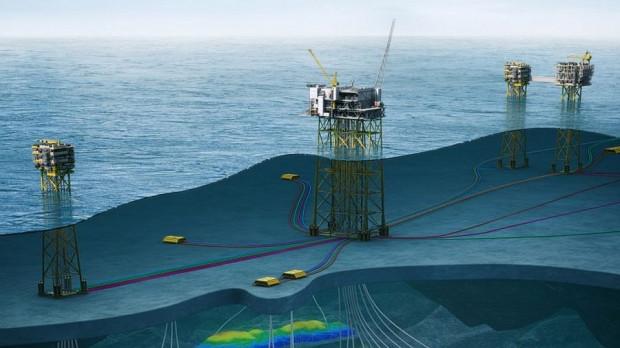 NOAKA jest jednym z kluczowych projektów rozwojowych na Morzu Północnym, z łącznym potencjałem ponad 500 mln baryłek zasobów wydobywalnych.