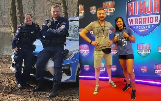 Katarzyna Warkoczyńska i Kamil Jurewicz na co dzień wspólnie dbają o bezpieczeństwo na trójmiejskich ulicach. W programie Ninja Warrior Polska chcieli się sprawdzić, a przy okazji obalić stereotypy związane z policjantami.