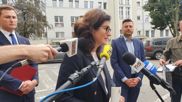 Władze Gdańska ogłosiły, że kupują akcje SNG na wtorkowej konferencji prasowej.