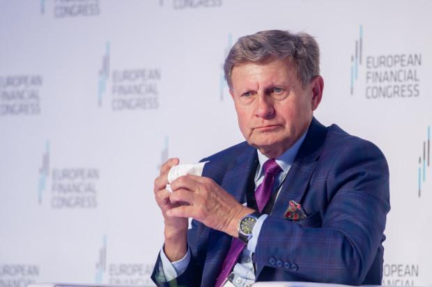 Leszek Balcerowicz, założyciel i przewodniczący rady think tanku Forum Obywatelskiego Rozwoju, prezes Narodowego Banku Polskiego w latach 2001- 2007.