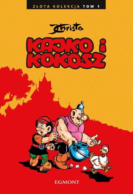 """""""Kajko i Kokosz"""" - kultowa seria Janusza Christy."""
