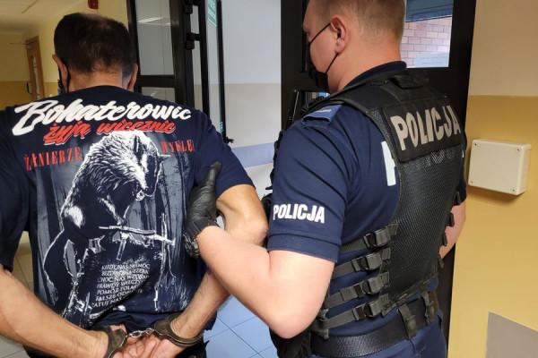 Mężczyznę zatrzymali policjanci z Sopotu. Był on dobrze znany mundurowym z Gdańska.