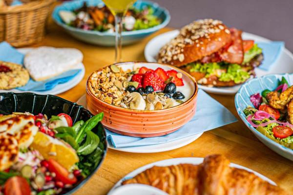 W Chwila Moment celebrować śniadania można przez cały dzień.