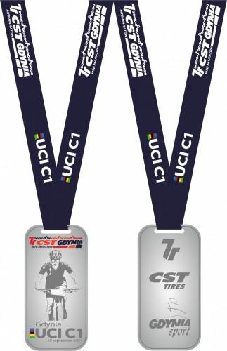 Każdy uczestnik otrzyma pamiątkowy medal.