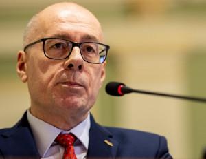 Kazimierz Koralewski, szef klubu PiS w Radzie Miasta Gdańska.
