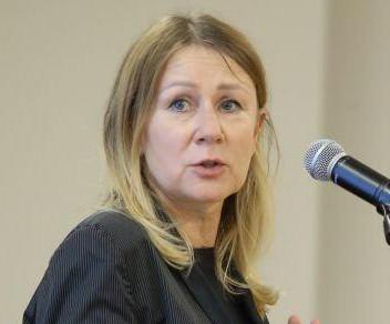 Beata Dunajewska, szefowa klubu Wszystko dla Gdańska.