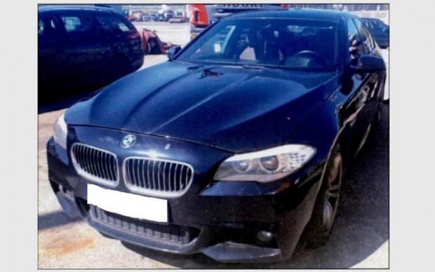 Samochód grupy, która miała zajmować się handlem narkotykami, trafi do policjantów z Gdańska.
