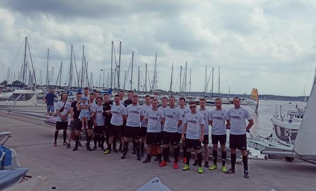Pomerania Gdańsk w B klasie występuje drugi sezon. Zespołowi przyświeca przede wszystkim hasło czerpania radości z gry. Wyniki przynajmniej na razie, są na dalszym planie.