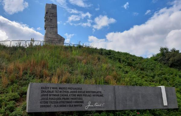 Przez ostatni rok Westerplatte było pod zarządem Muzeum II Wojny Światowej.