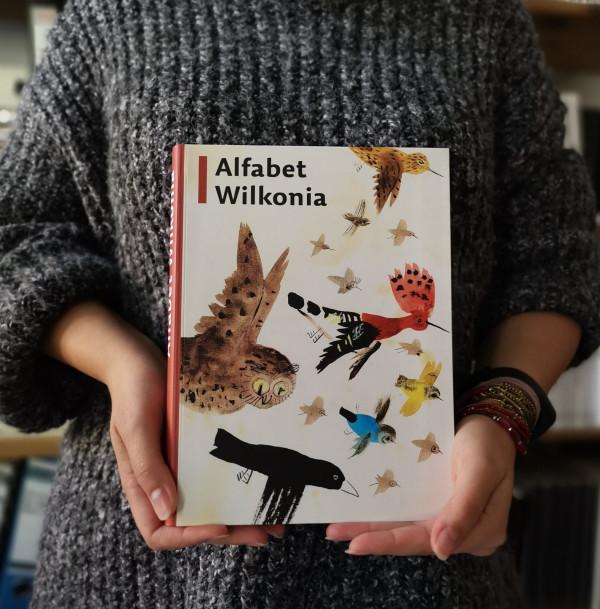 """Alfabet Wilkonia"""