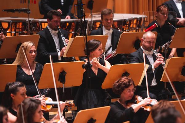 Orkiestra grała dobrze, ale to nie był szczyt jej możliwości.