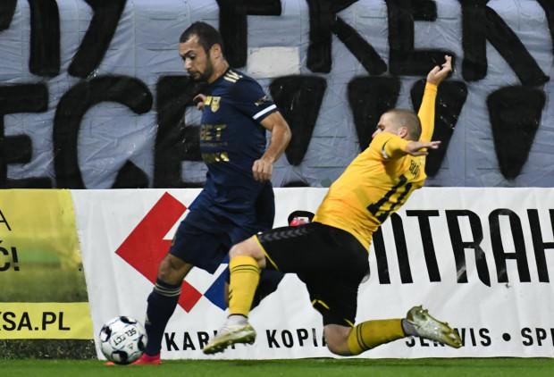 Marcus w Katowicach strzelił 63. gola w oficjalnych meczach Arki Gdynia, a 50. licząc tylko rozgrywki ligowe.