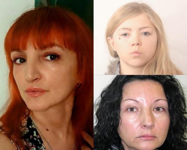 Policja opublikowała wizerunki kobiet.