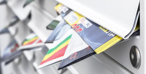 Każdego dnia zalewają nas zbędne ulotki i gazetki reklamowe.
