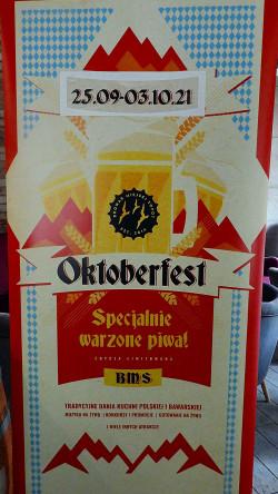 Oktoberfest w sopockiej restauracji to już tradycja.