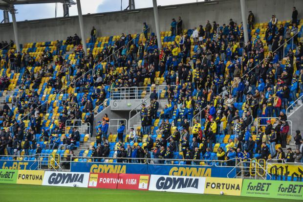 Kibice, którzy kupili bilet na mecz Arki Gdynia ze Skrą Częstochowa, na najbliższe spotkanie z Puszczą Niepołomice będą mogli wejść za darmo.
