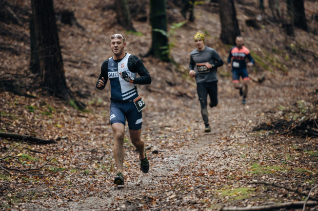 Zawody zostaną rozegrane na odcinkach: 5 km biegu, 12 km jazdy rowerem i 5 km biegu.