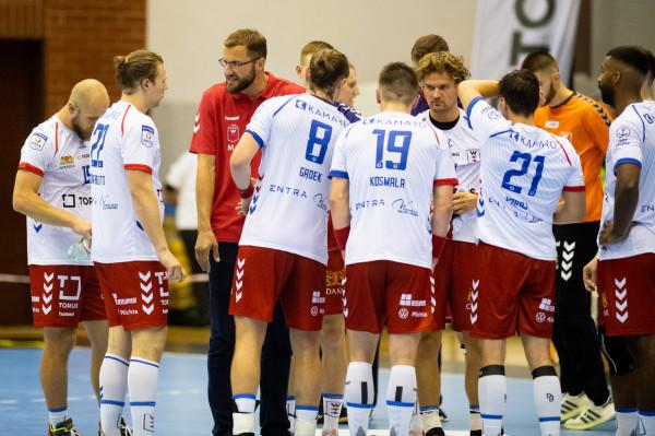 Torus Wybrzeże Gdańsk marzy o grze o medale. Na razie piłkarze ręczni muszą zadomowić się w pierwszej ósemce. To jest plan minimum na obecny sezon.