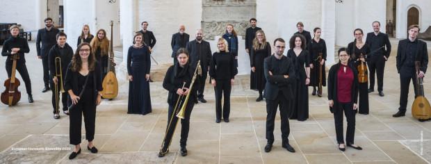 Zespół European Hanseatic Ensemble z Lübecki wystąpi 30 września w kościele św. Trójcy w koncercie +Hanza: Muzyka okolicznościowa Miast Hanzeatyckich.