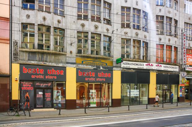 We Wrocławiu uchwałą o parku kulturowym zakazano działalności erotycznej. Zdjęcie z 2010 r.