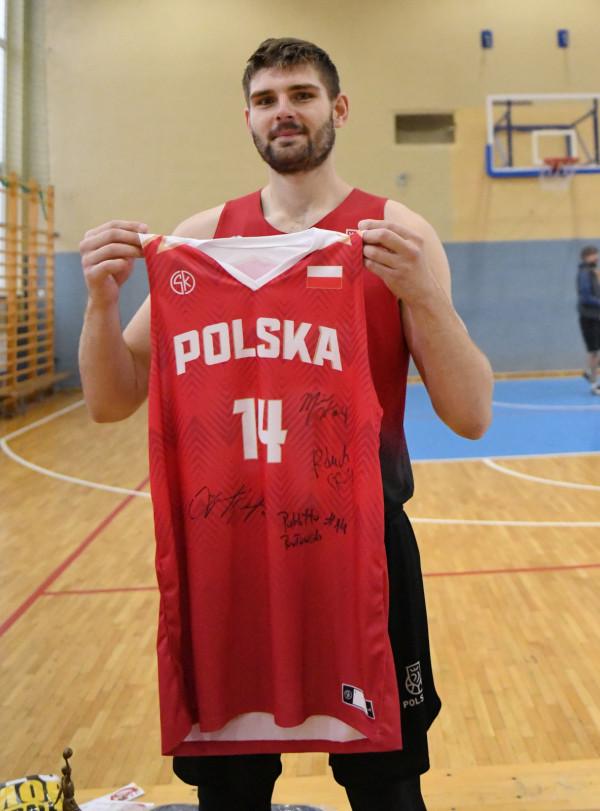 Kacper Jastrzębski - MVP Letniej Basket Ligi Trójmiasto 3x3.