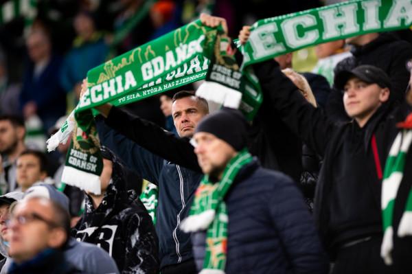 Mecz z Piastem Gliwice był ostatnim w tym roku, który kibice Lechii Gdańsk mogli obejrzeć na podstawie karnetów.